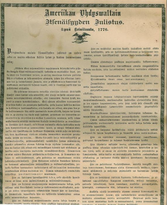 Declaration Of The Russian 86
